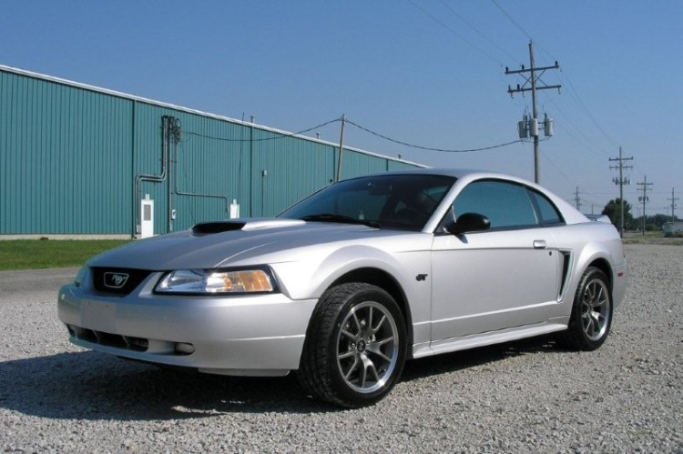 CC image 2000 Mustang GT by J Heffner on Flickr