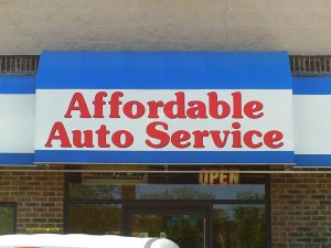 CC image Affordable Auto Service