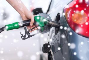 Winter Gas mileage
