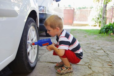 Kids Car Repair